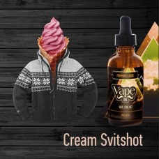 "Vape Zone ""Cream Svitshot"" 30мл"